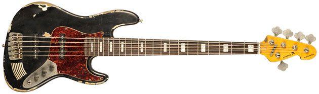 Sandberg Guitars Announces MarloweDK 5-String Bass