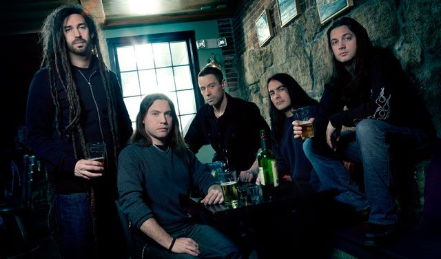 """Interview: Shadows Fall Refuse to Compromise on """"Fire From The Sky"""""""