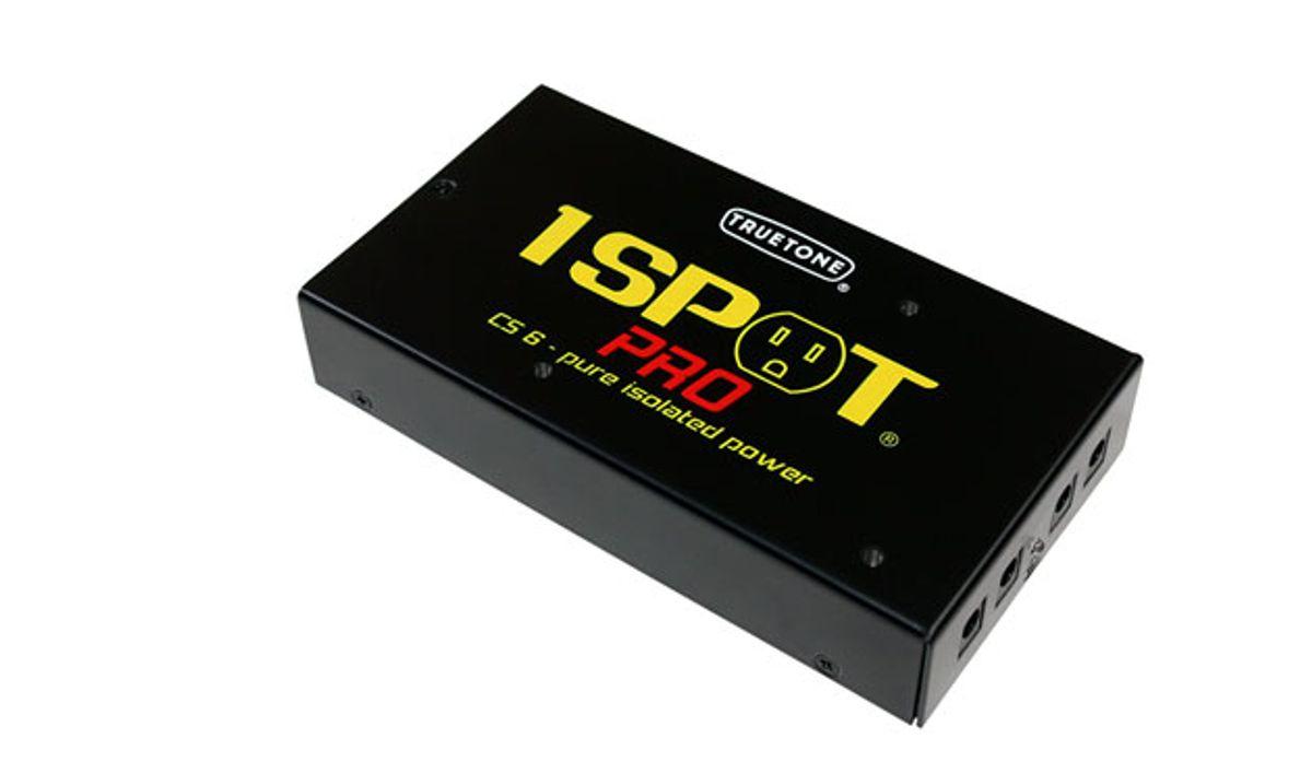 Truetone Unveils the 1 SPOT Pro CS6