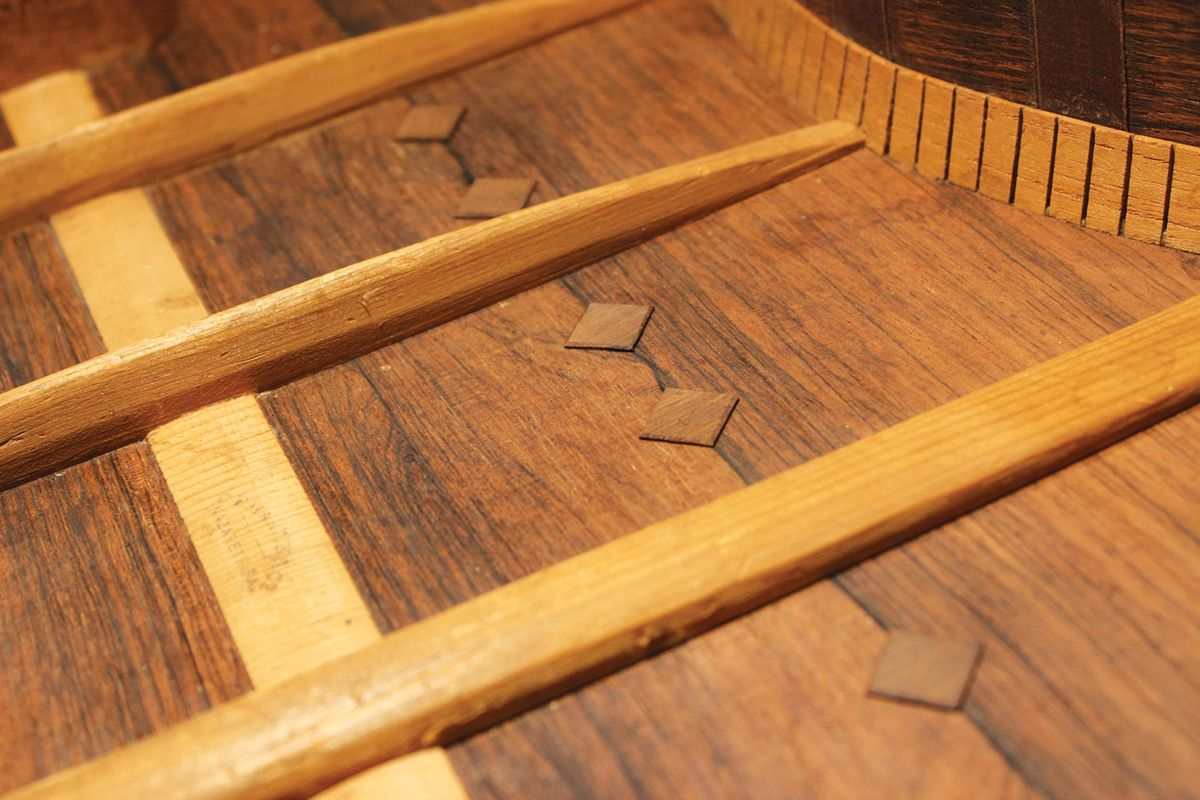 Acoustic Soundboard: To Cleat, or Not to Cleat