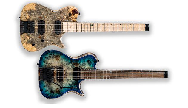 Kiesel Guitars Announces the Leia