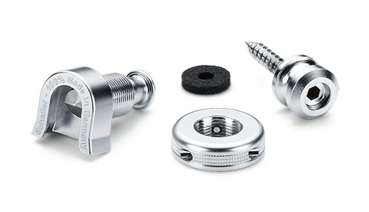 Schaller Introduces the S-Locks Strap Lock System