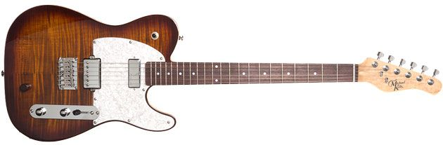 Michael Kelly Guitars Introduces the Hybrid 55