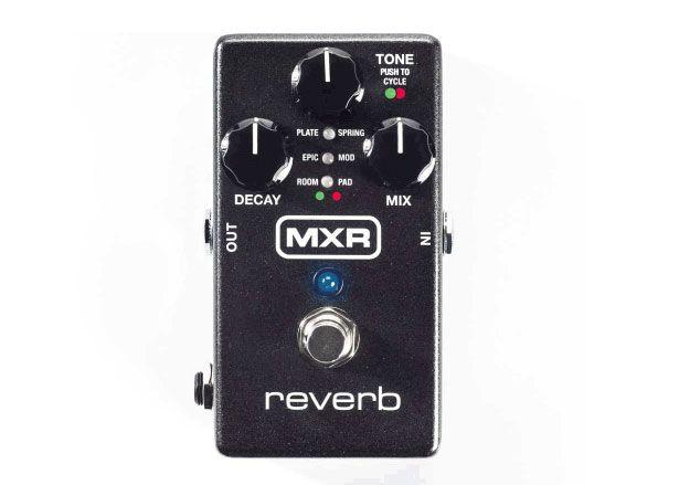 Dunlop Introduces the MXR Reverb