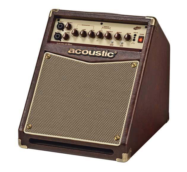 Acoustic Amplification Unveils A20 Combo