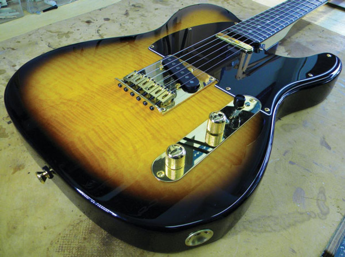 Guitar Shop 101: Tips for Replacing a Tele-Style 3-Way Switch