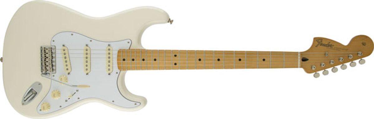 Fender Announces the Jimi Hendrix Stratocaster