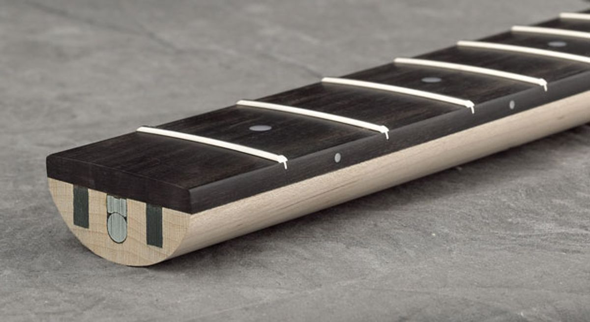 Kiesel Guitars and Carvin Guitars Custom Shop Introduce Carbon-Fiber Rods to All Guitar and Bass Models
