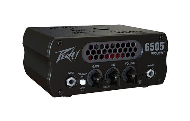 Peavey Announces 6505 Piranha Micro Head