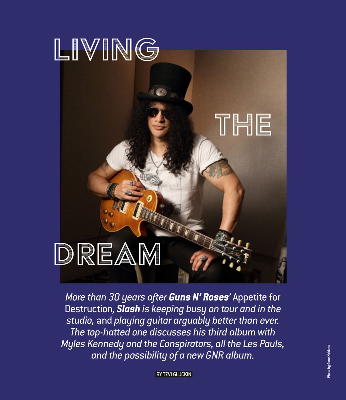 Slash: Living the Dream