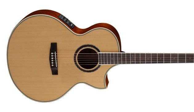 Cort Introduces the NDX Baritone Acoustic-Electric Guitar