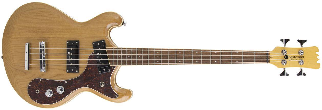Eastwood Sidejack Pro JM Bass Review