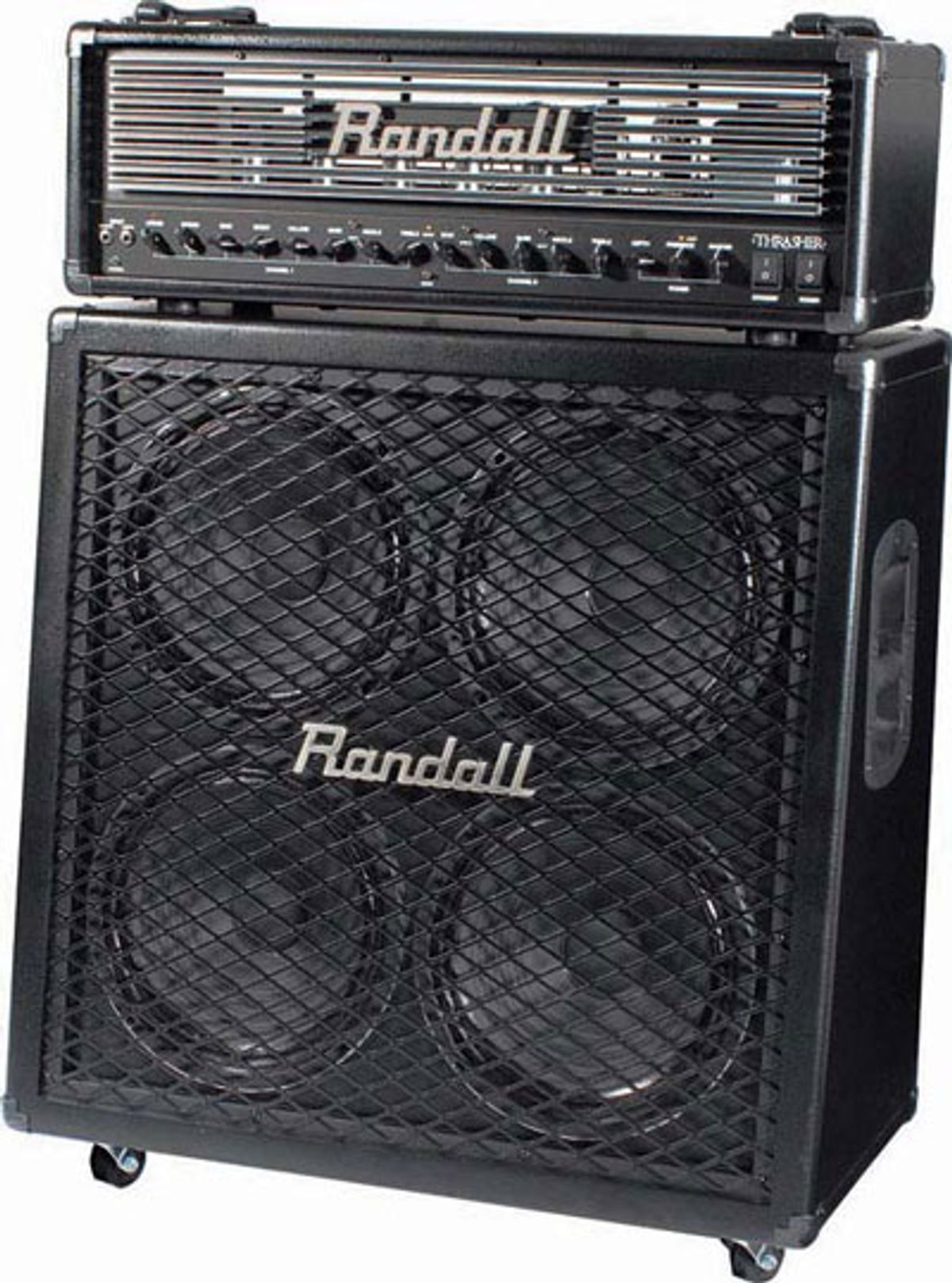 Randall Introduces the Thrasher Series Amps