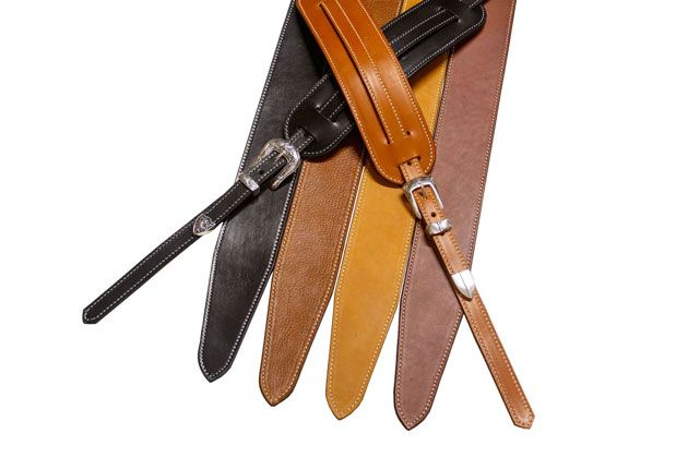Gecko Leather Works Unveils Classic Series Straps