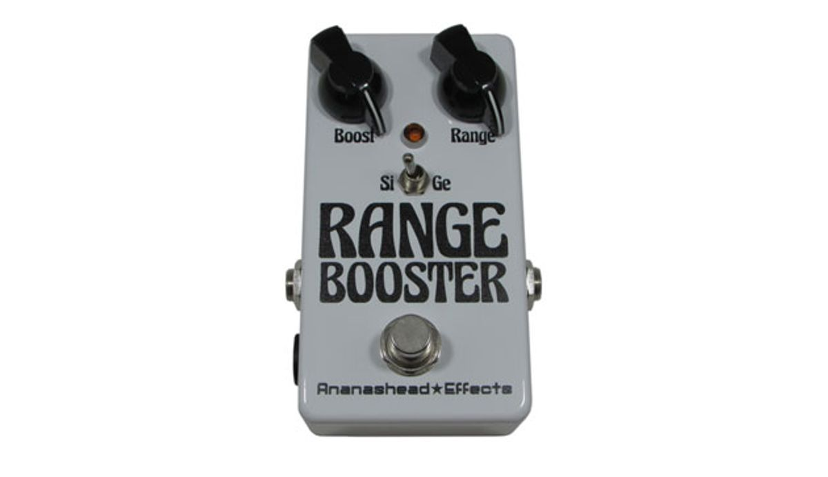 Ananashead Announces the Range Booster