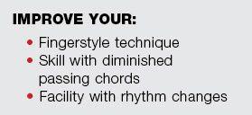 Fingerstyle Workout: Exploring Stride Guitar