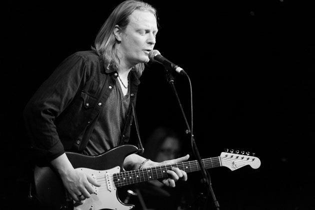 Beyond Blues: Matt Schofield's Sophisticated Solos