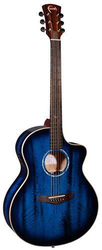 Faith Guitars Unveils the Blue Moon