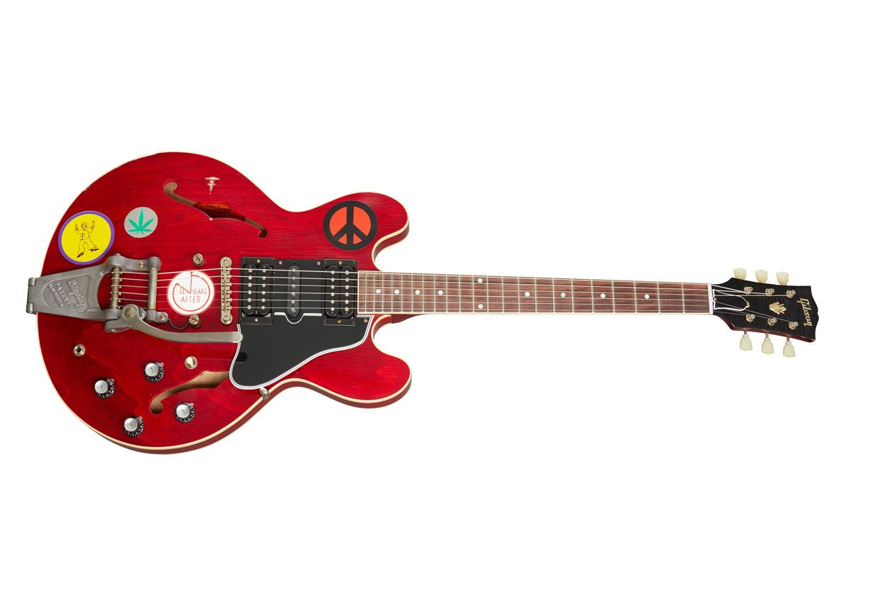Gibson Announces the Alvin Lee ES-335 '69 Festival'