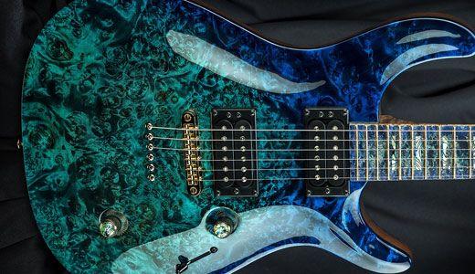 Carvin Announces the Launch of Kiesel Guitars