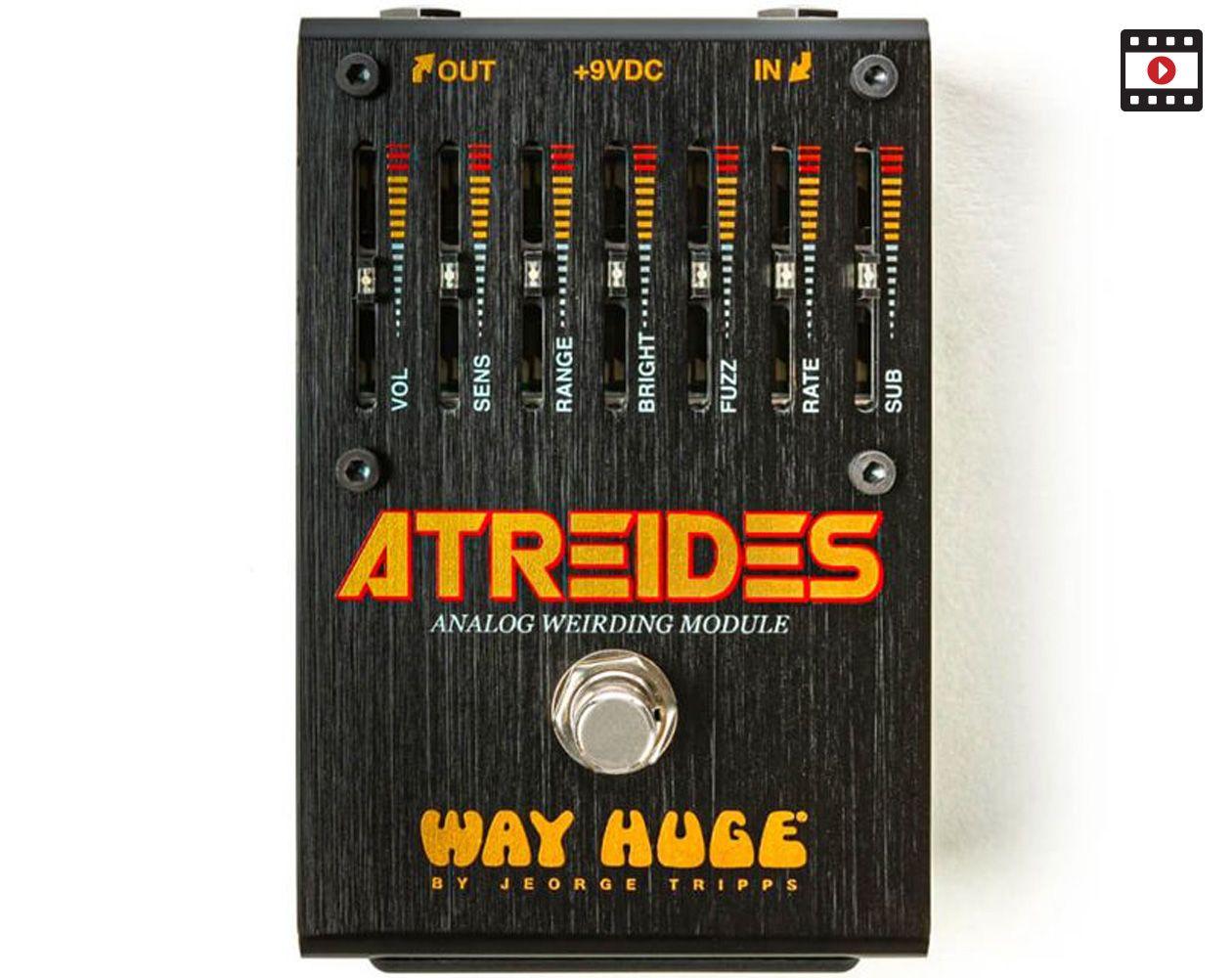 Way Huge Atreides: The Premier Guitar Review