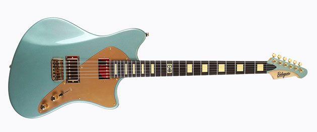 Balaguer Guitars Unveils the Espada T-BAR