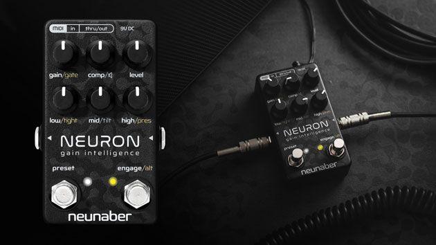 Neunaber Audio Announces the Neuron