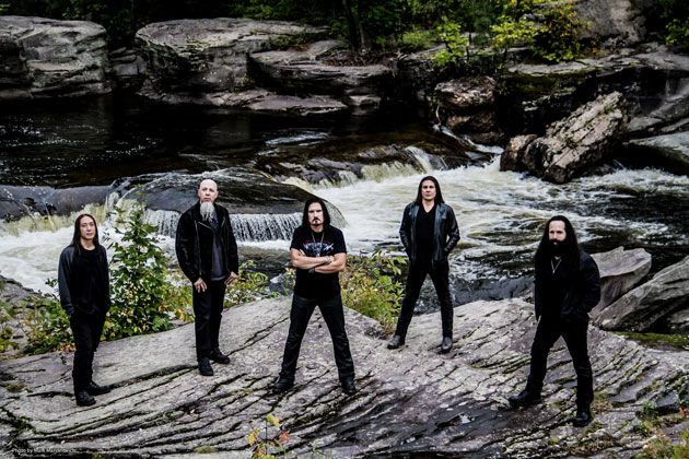 """Listen to Dream Theater's """"Fall Into the Light"""""""