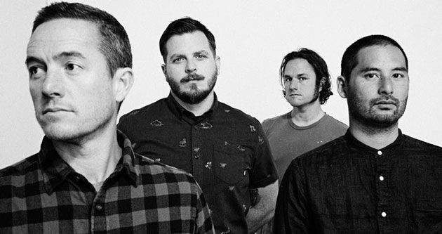 """Watch Thrice's Latest Video for """"Hold Up a Light"""""""