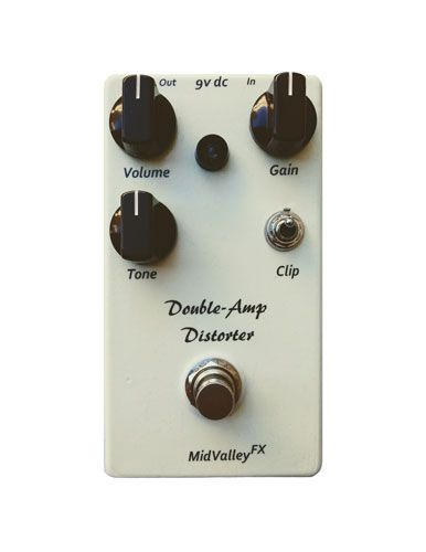 MidValleyFX Releases the Double-Amp Distorter