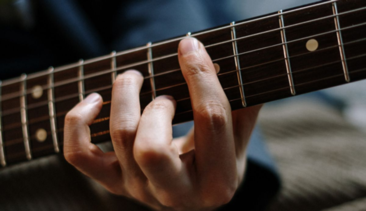 Funk Guitar Lesson