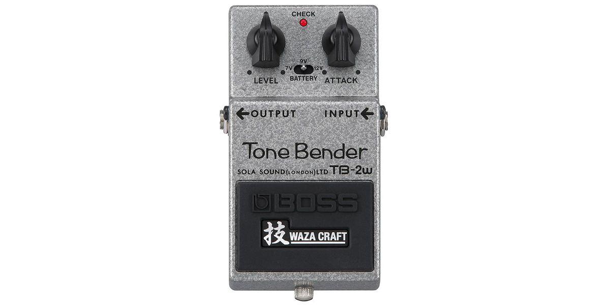 Boss Waza Craft TB-2w Tone Bender