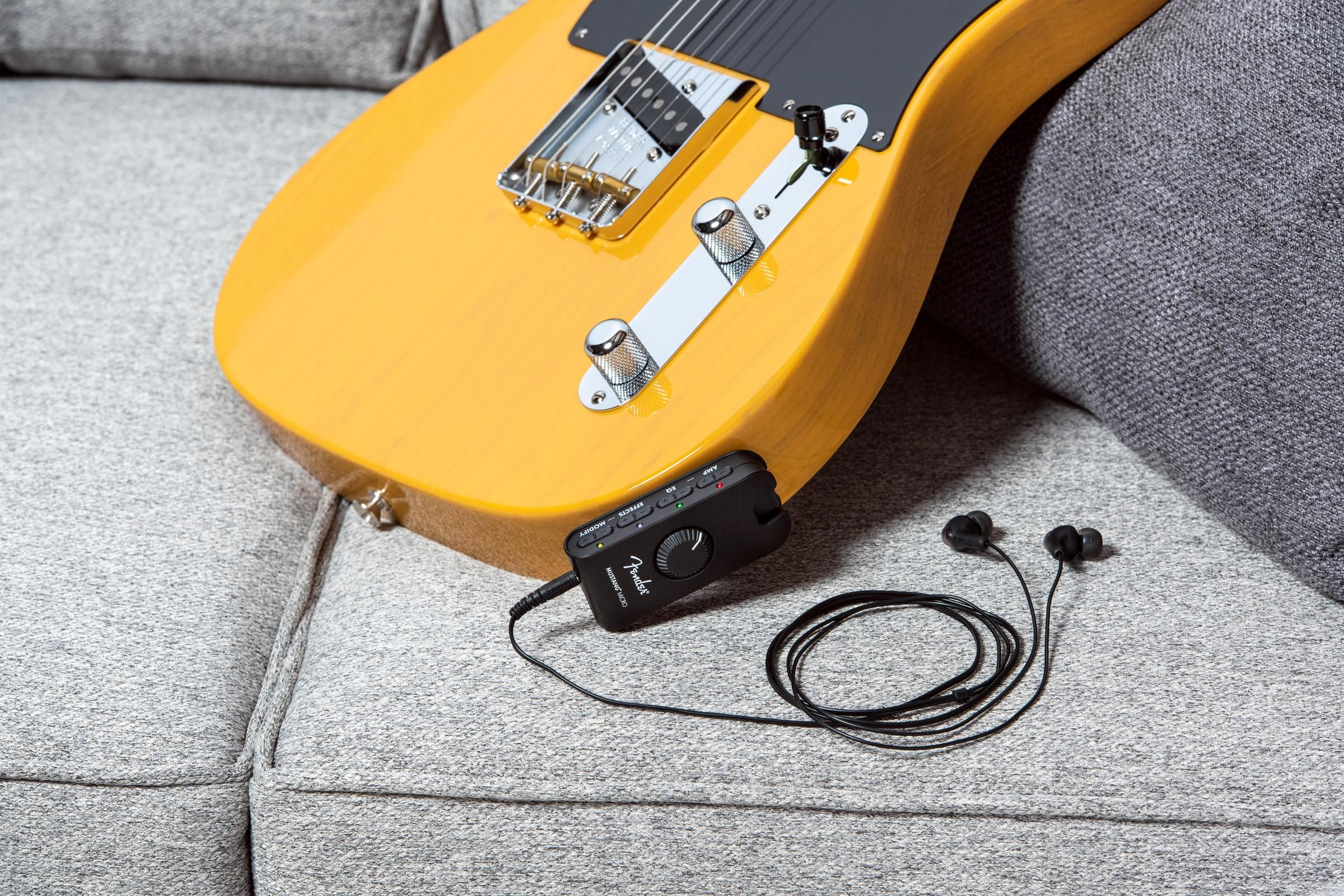 Fender Releases the Mustang Micro