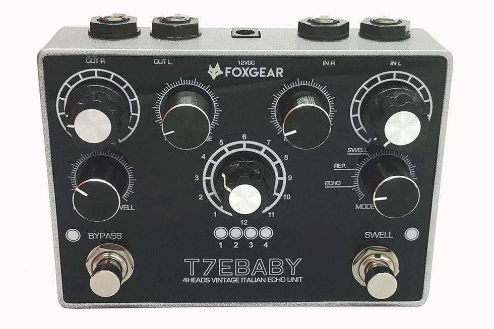 Foxgear Introduces the T7EBABY