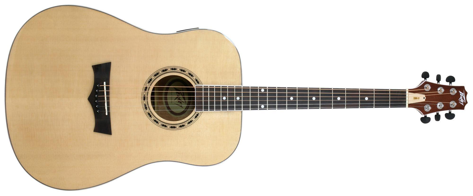 Peavey Unveils Delta Woods Series Acoustic Guitars