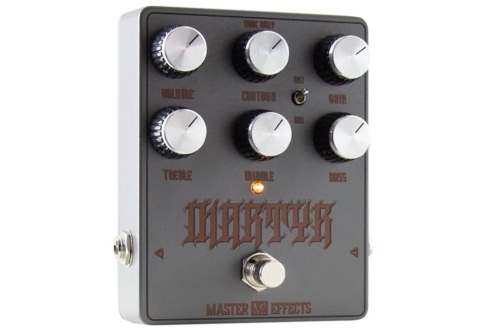 Master Effects Martyr Review