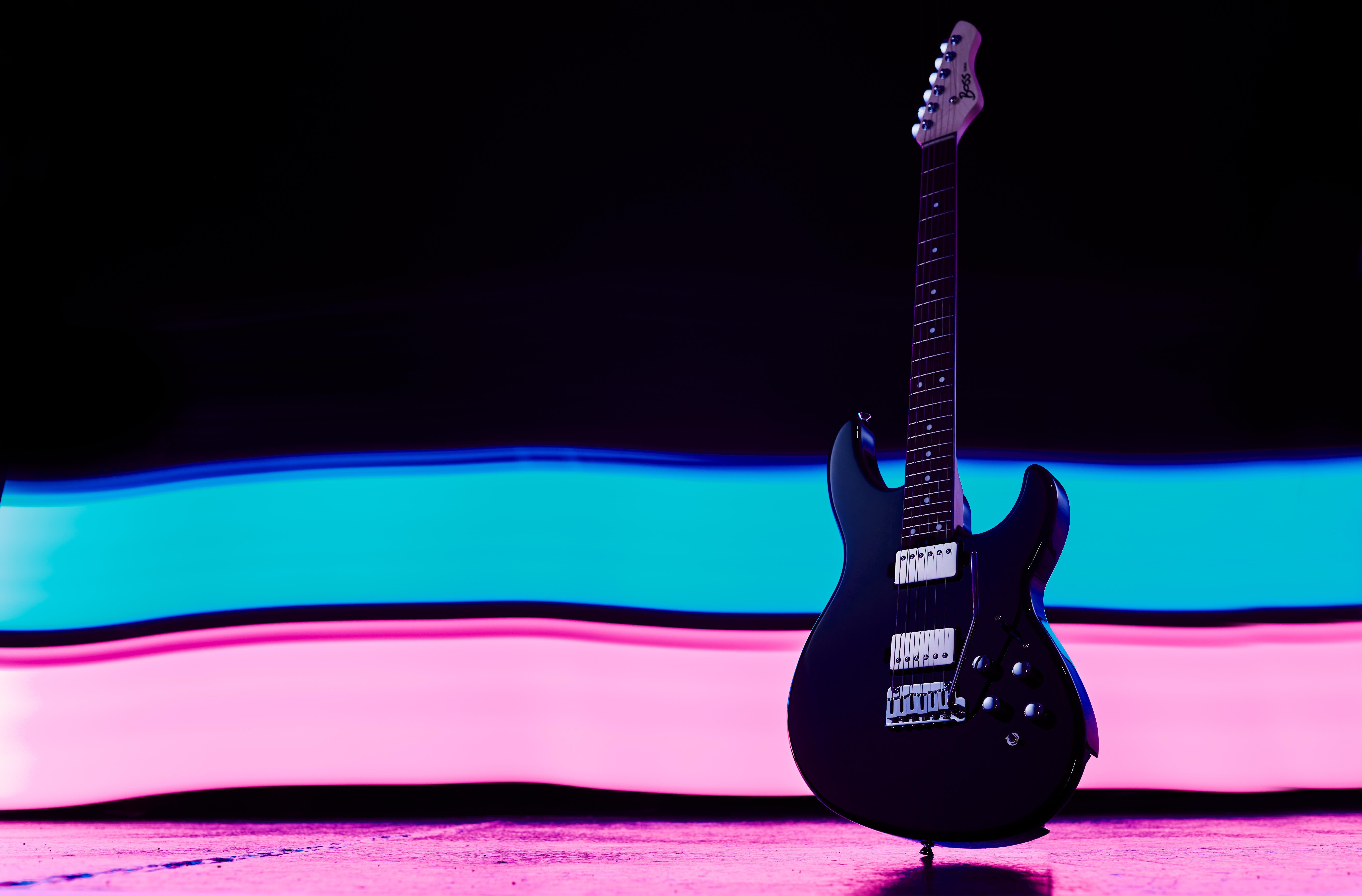 Boss Launches the EURUS GS-1 Guitar