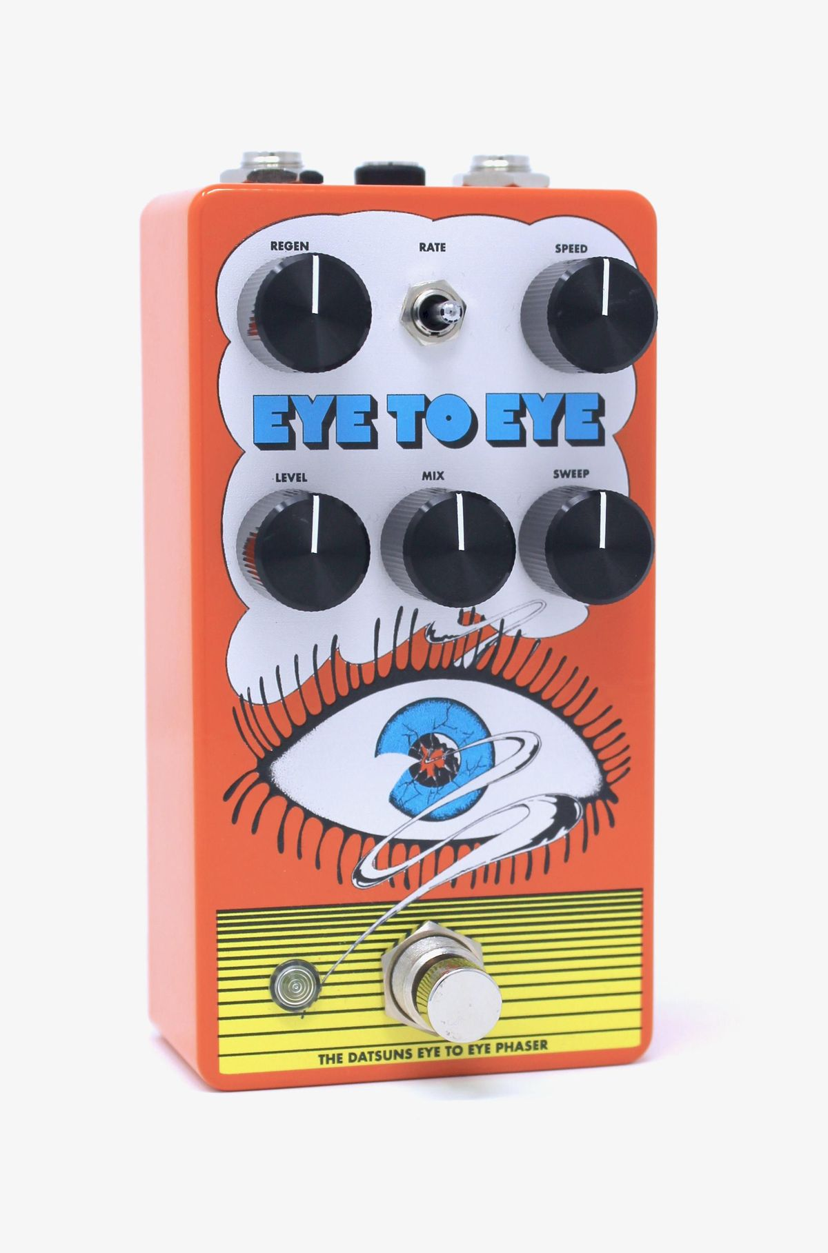 Magnetic Effects and The Datsuns Collaborate on Eye To Eye Phaser