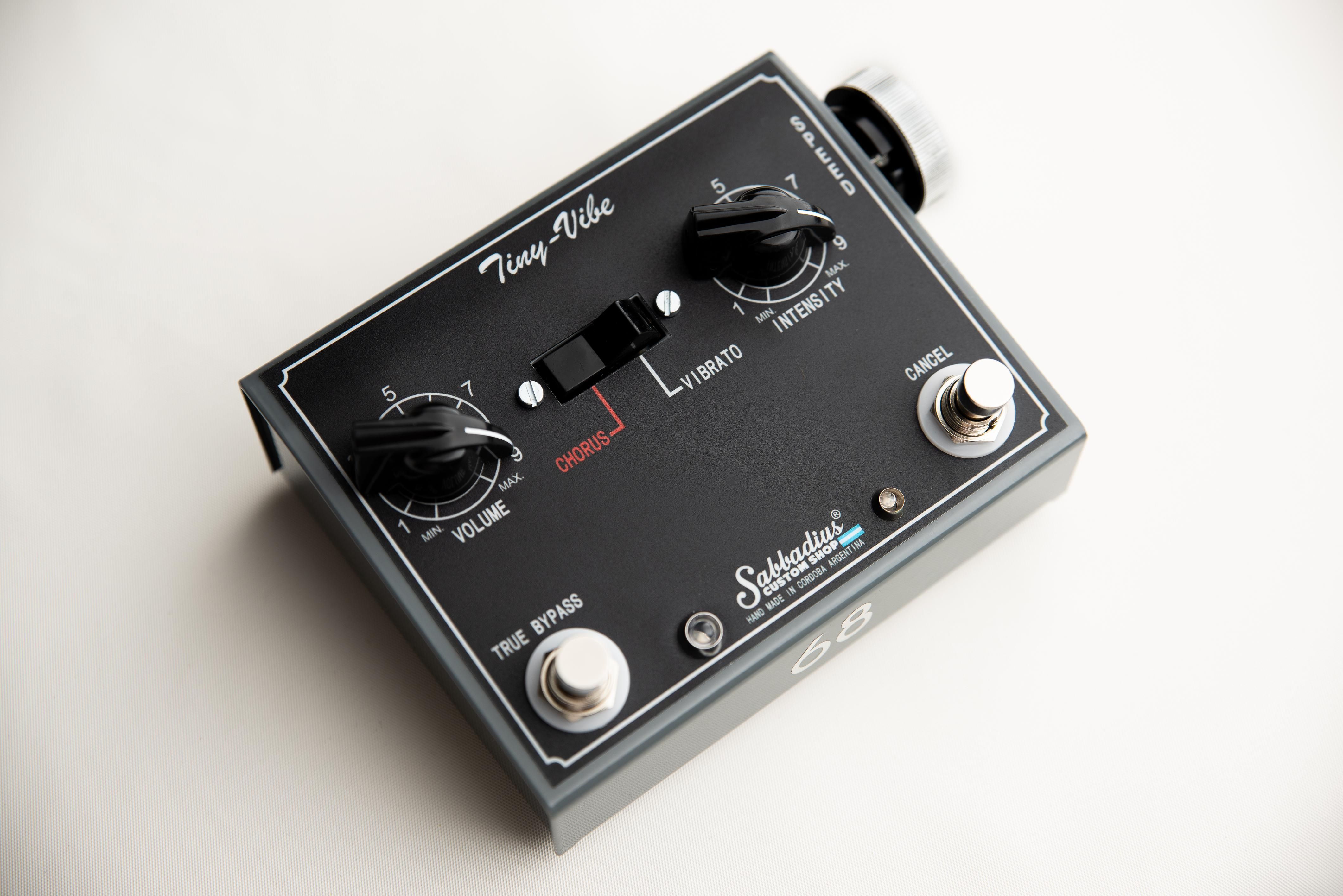 Sabbadius Electronics Introduces the 68 and 69 Tiny-Vibes