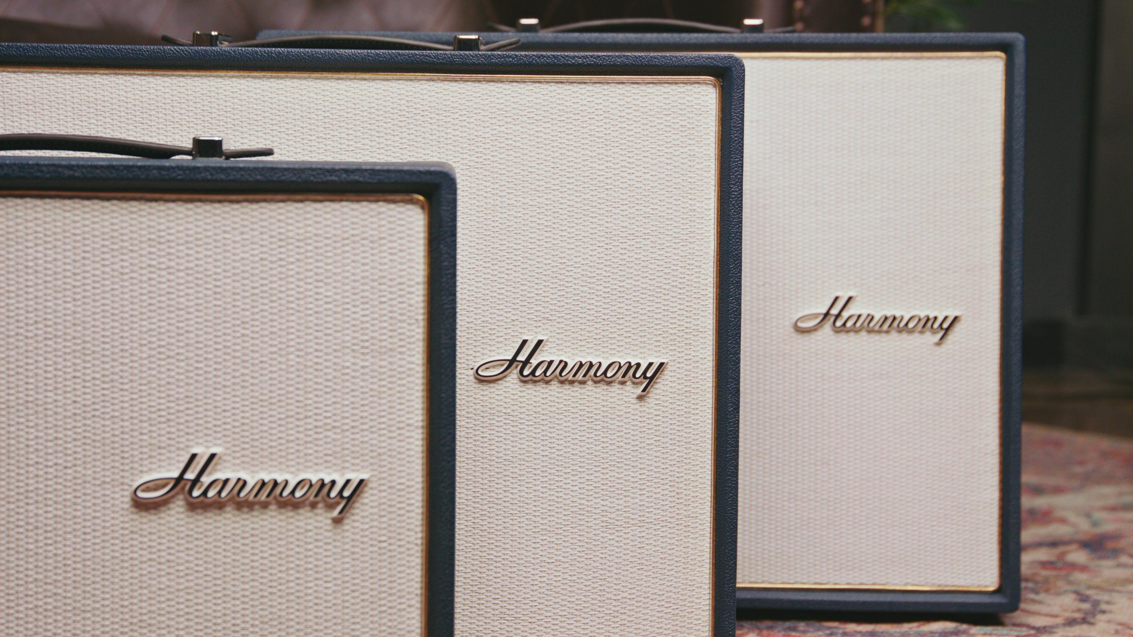 Harmony Unveils Series 6 Amplifiers