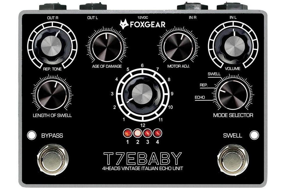 Foxgear T7EBABY Review