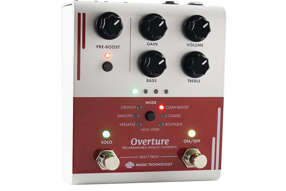 RJM Music Technology Overture Review