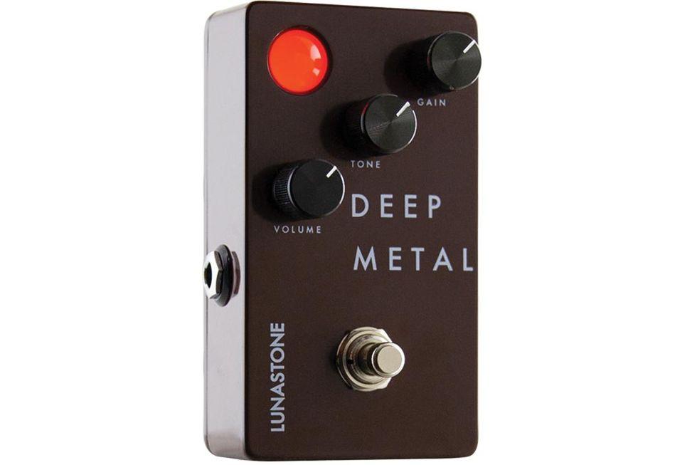 LunaStone Deep Metal Review