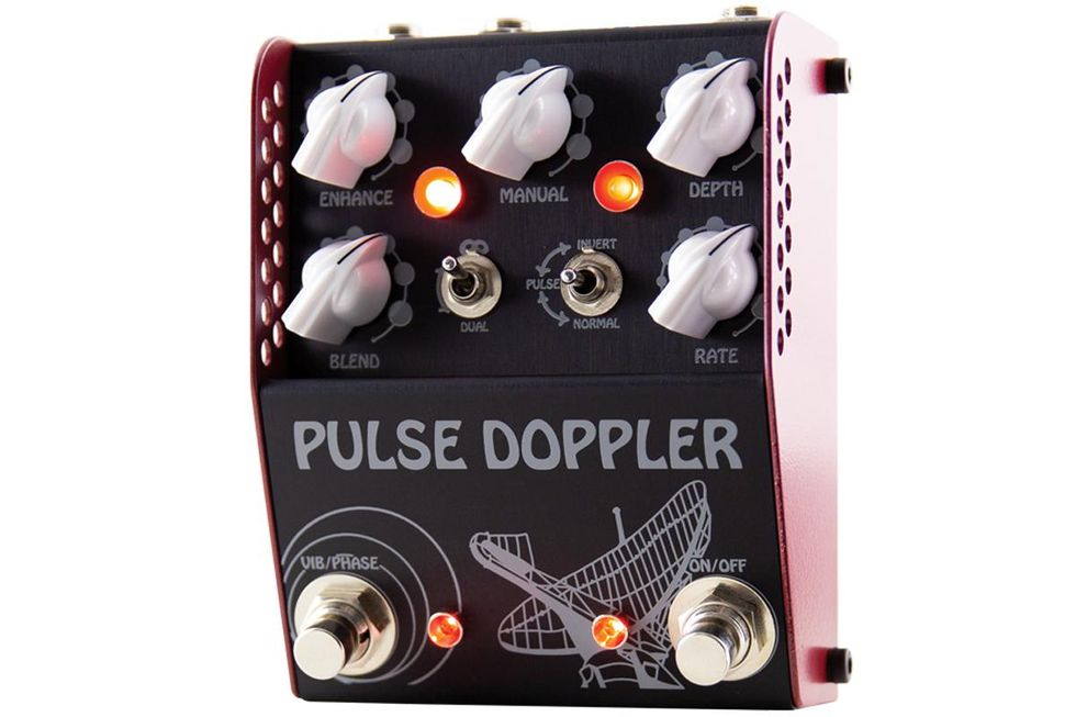 Thorpy Pulse Doppler Review