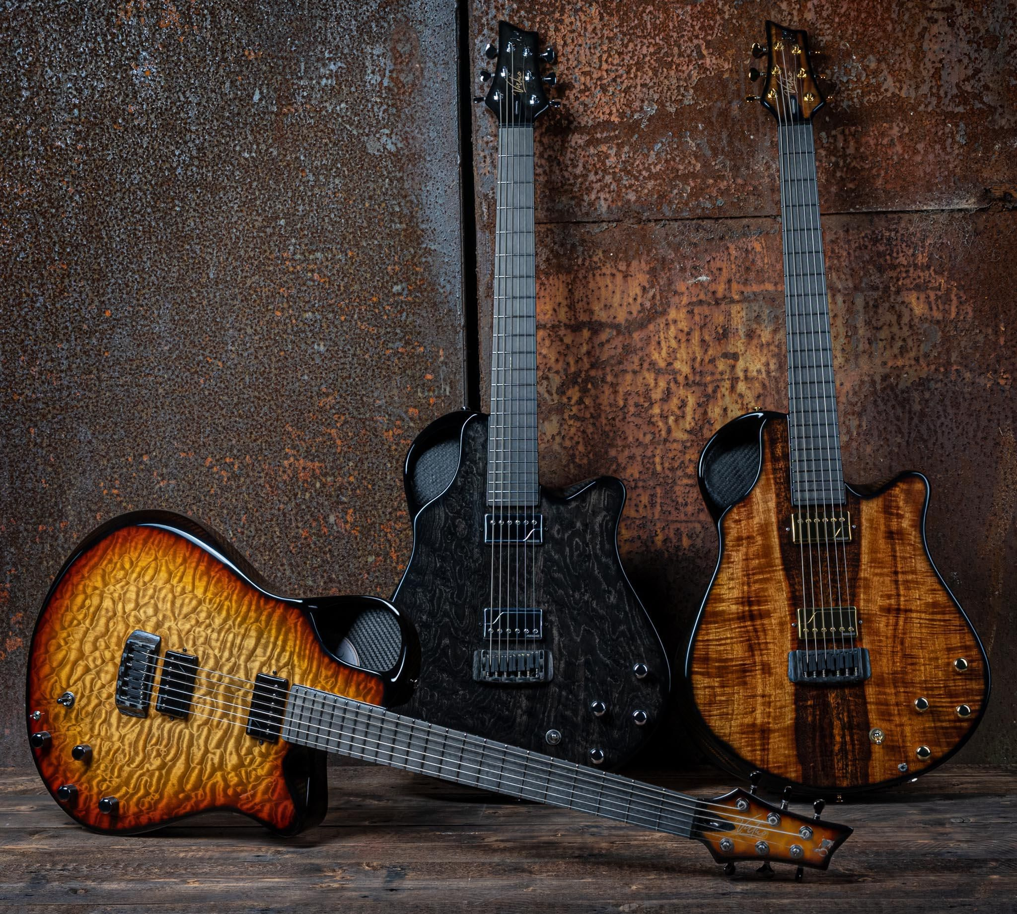Emerald Guitars Unveils Virtuo Electric/Acoustic Hybrid Models