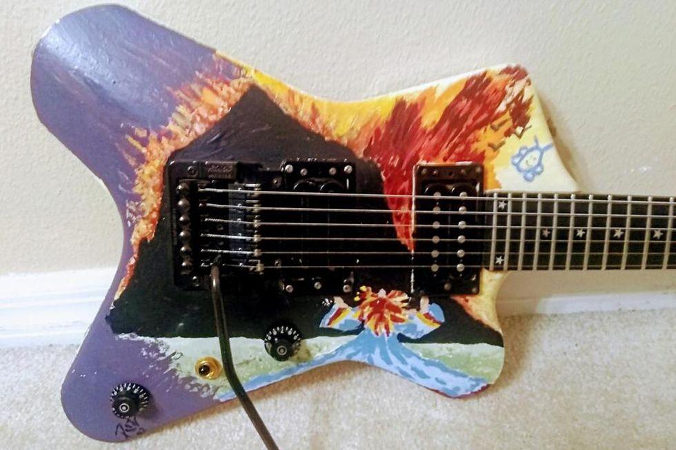Reader Guitar of the Month: Guild Flying Star