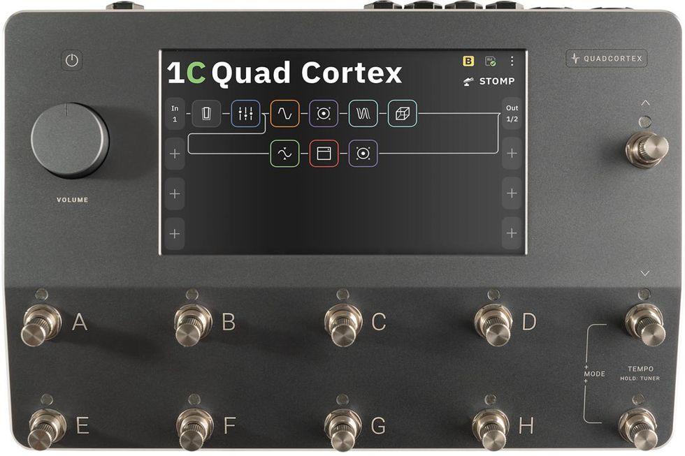 Neural DSP Quad Cortex Review