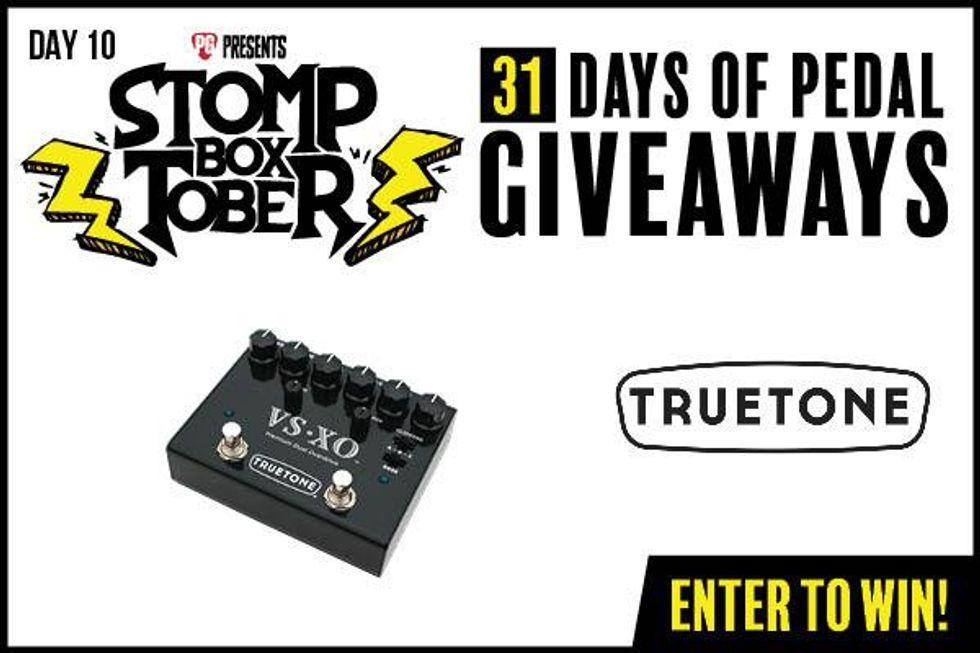 Stompboxtober Day 10: Truetone VS-XO