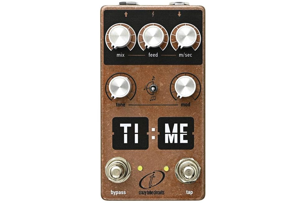 Crazy Tube Circuits TI:ME Review