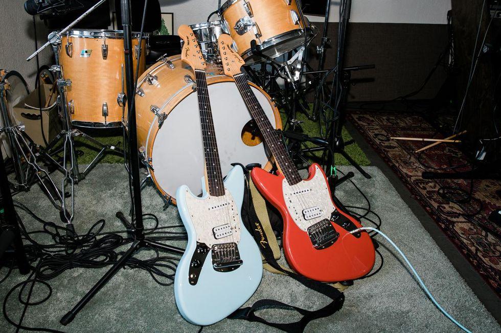 Fender Releases the Kurt Cobain Jag-Stang